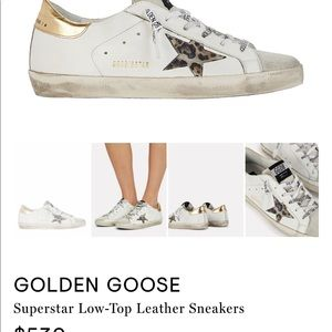 NWT golden goose size 37